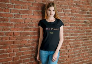 Find prime number